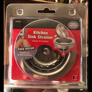 Keeney - Kitchen Sink Strainer